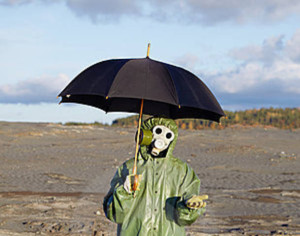 TEPCO Declares Rain To Be Highly Radioactive
