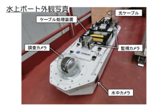 TEPCO To Use New Floating Robot To Inspect Unit 1