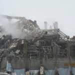 Fukushima Unit 3 MSIV Room Door Blown In