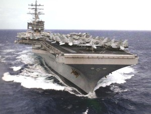 US Congress Requests Data From USS Ronald Reagan Fukushima Response