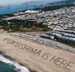 Fukushima Is Here! Contamination Found Off Vancouver Coast