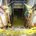Damage Inside Fukushima Unit 4 Containment
