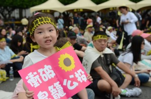 No Nuclear Protests In Taiwan Continue With Large Events
