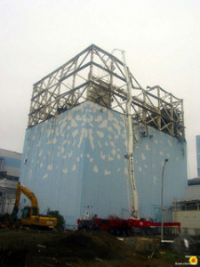 Fukushima Unit 1 To Undergo Spent Fuel Pool Desalination