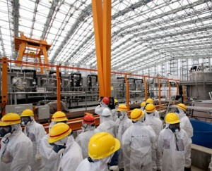 2nd ALPS Decontamination System Installed At Fukushima Daiichi