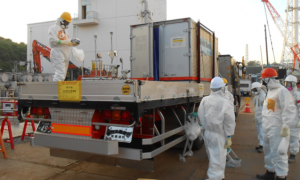 Muon Detection Tests Begin In Japan Towards Fuel Detection at Fukushima Daiichi