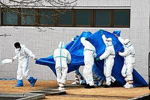 Japan Doubles Hospitals Labeled As Radiation Response In Name Only