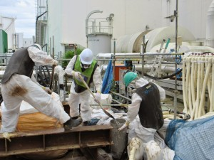 TEPCO Begins Draining Unit 2 Trench Of Radioactive Water