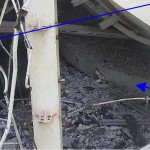 Fukushima Unit 1 Reactor Well Cover Dislodged