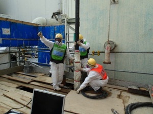 TEPCO Admits Unit 2 Trench Concrete Work May Be Failing