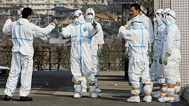 Workers Enter Fukushima Electrical Room In Socks, Get Contaminated