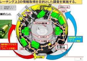 2nd Robot Enters Fukushima Unit 1 Containment
