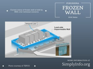 TEPCO And NRA Agree On Fukushima Frozen Wall Plan