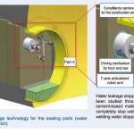Fukushima R&D To Weld Containment Equipment Hatch Closed