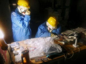 "Radioactive ""Glass"" Found In Lungs Of Fukushima Workers"