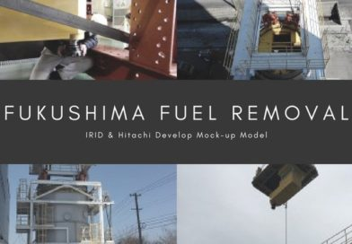 Fukushima Fuel Removal Model Unveiled
