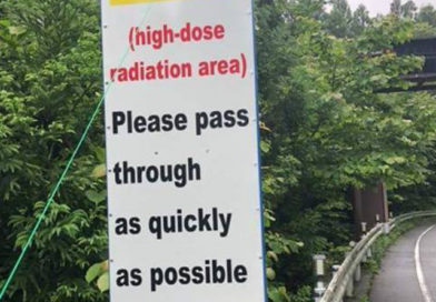 The Fukushima High Radiation Motor Speedway?