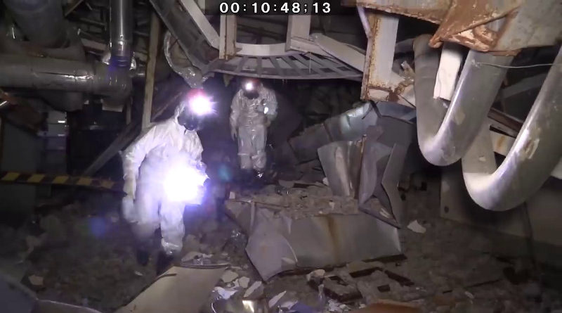 Fukushima Unit 3 – New Unanswered Questions
