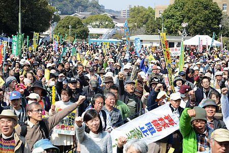 kagoshima_protest_sendai