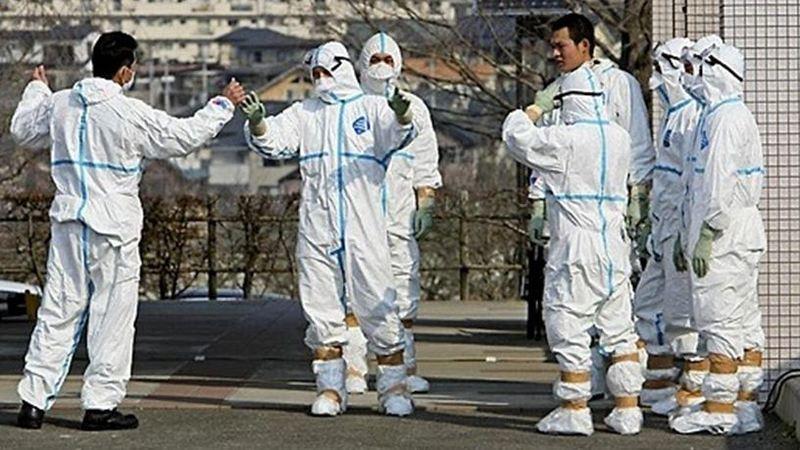 Coronavirus Causes Unanticipated Problem At Fukushima Daiichi