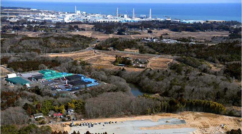 91 Bags Of Contaminated Fukushima Soil Washed Away In Typhoon