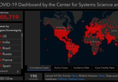 SimplyInfo.org Coronavirus Live Blog 4.11.2021