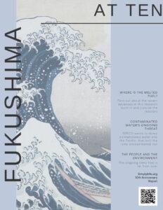 Fukushima 10th Anniversary Report Simplyinfo.org