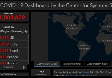 SimplyInfo.org Coronavirus Live Blog 9.13.2021