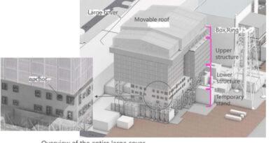 fukushima daiichi unit 1 cover building